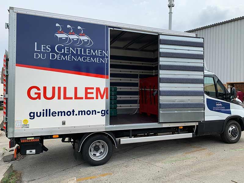 Déménagements de particuliers réalisés depuis les Hauts-de Seine